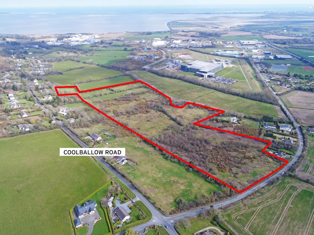 21 Acres Of Development Land At Coolballow Drinagh Wexford Kehoe Oc