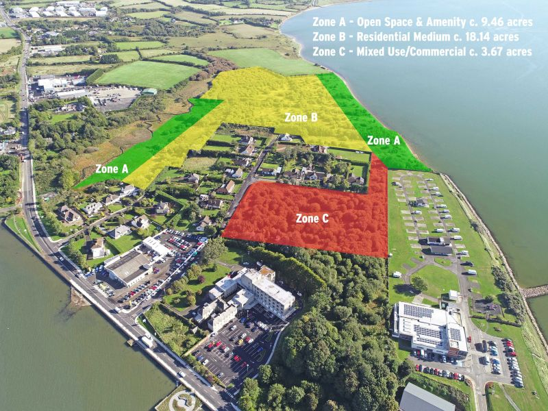 3128 Acres 1266 Hectares At Ferrybank Wexford